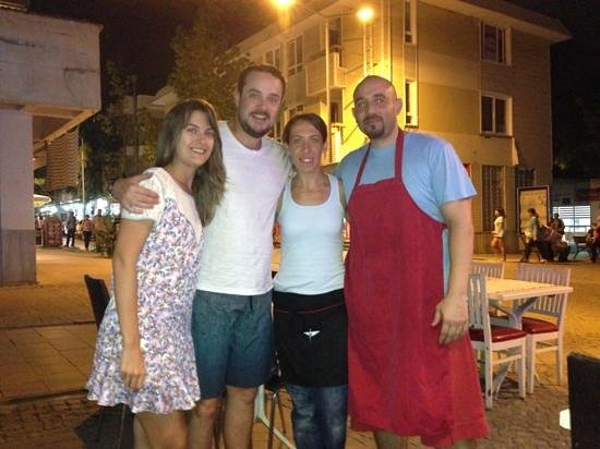 Cabare Restaurant : Cabaré Great people & food