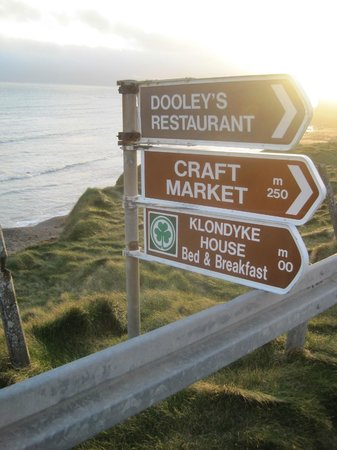 Klondyke House Bed & Breakfast: Easy place to walk everywhere, rest and relax...