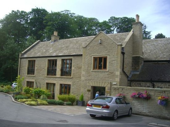 Whitley Hall Hotel: The extension