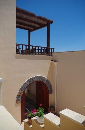 Stefanos Village Hotel : Village-Ambiente