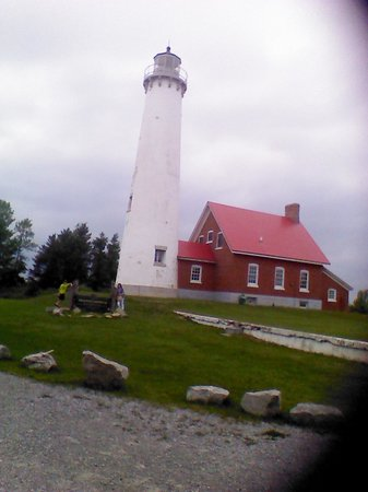 Tawas Point Lighthouse: Lighthouse