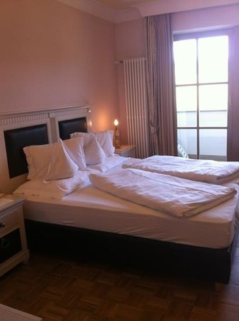 Hotel Alpenflora: Zimmer Delibana
