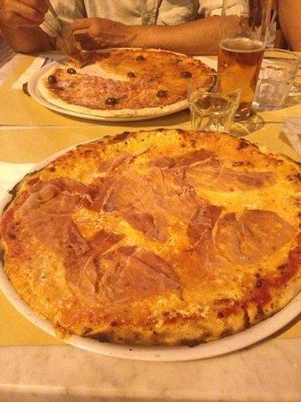 Solo Pizza : pizza romana e delice