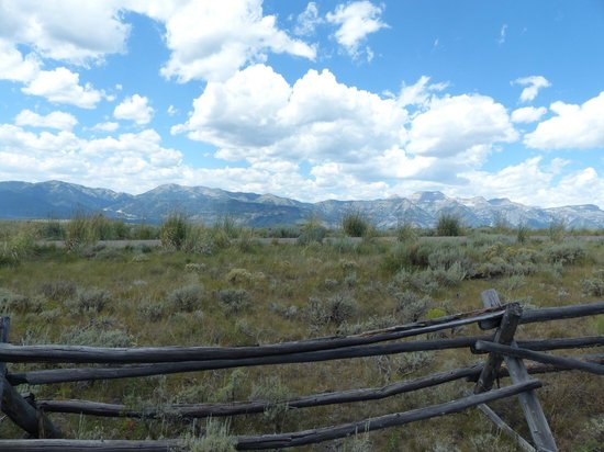 Spring Creek Riding Stables: Views from Spring Creek Trail Ride