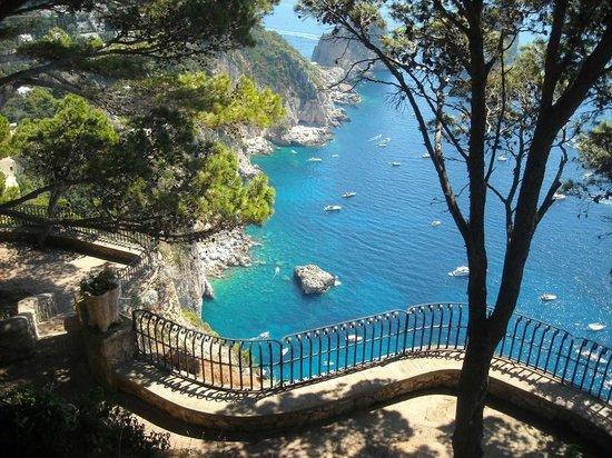 Belvedere Cannone : Capri