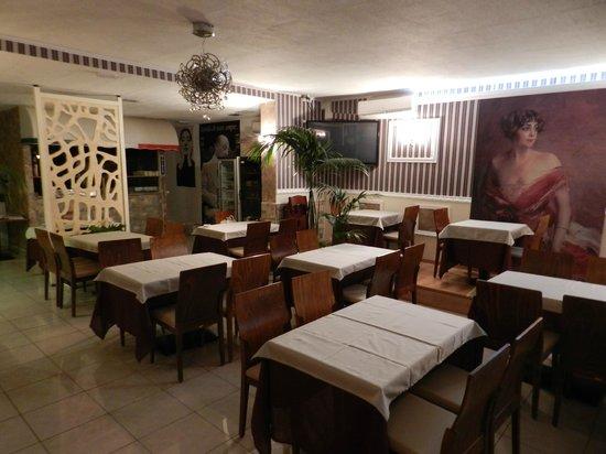 restaurante Tosca- interior