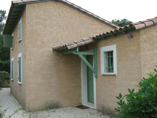 Lagrange Confort+ Residence les Masets de Gaujac: De ingang van ons verbblijf