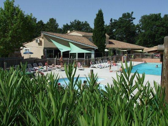 Lagrange Confort+ Residence les Masets de Gaujac: Het mooie zwembad