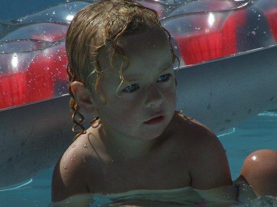 Lagrange Confort+ Residence les Masets de Gaujac: In het kinderzwembad