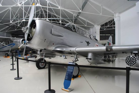 Museu do Ar: T-6g COIN aircraft