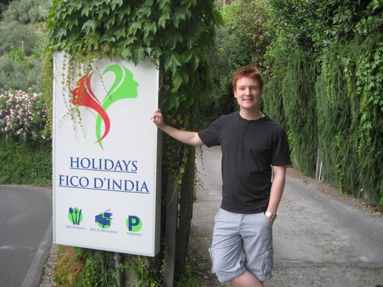 Holidays Fico d'India: Fico d'India