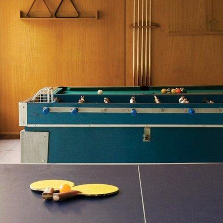 Hotel Ricadi: Salas de juegos