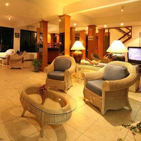 Hotel Ricadi: Recepción