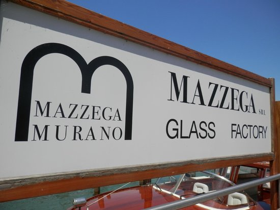 Mazzega Glass Factory