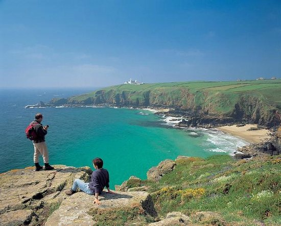 Tehidy Holiday Park: Coastal Footpath