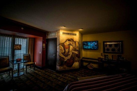 Casa del Alma Hotel Boutique & Spa : Habitacion en el primer piso