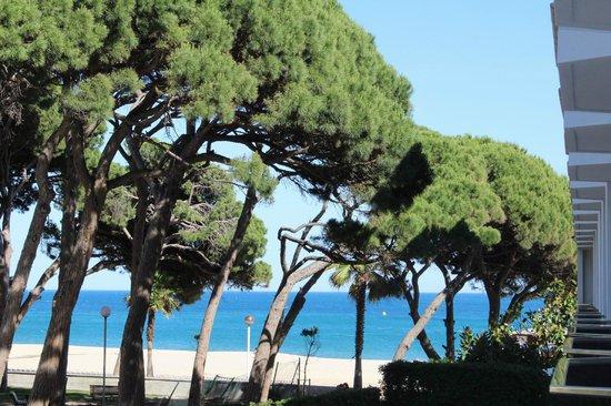 Estival Centurion Playa: Вид из номера Сьют
