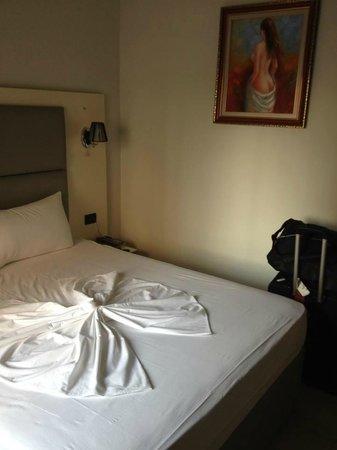 Hotel Vila e Arte: Room 604