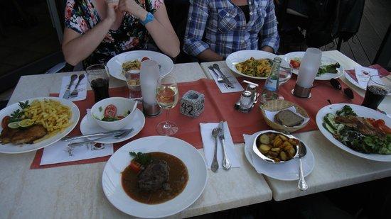 eten in hotel heil