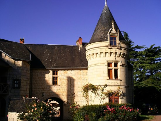 Chateau de la Roche Martel: la tour