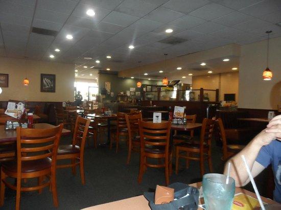 Denny's Florida City: salle