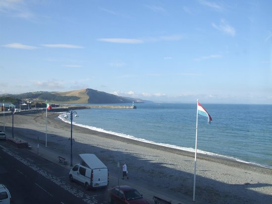 Yr Hafod Guest House: a room with a view