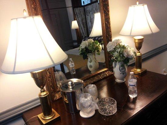 The Vintager Inn Bed & Breakfast: Vidal Suite