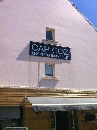 Le Cap Coz : Cap Coz Restaurant
