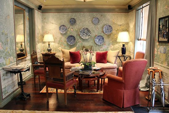 Hotel Daniel : un beau salon