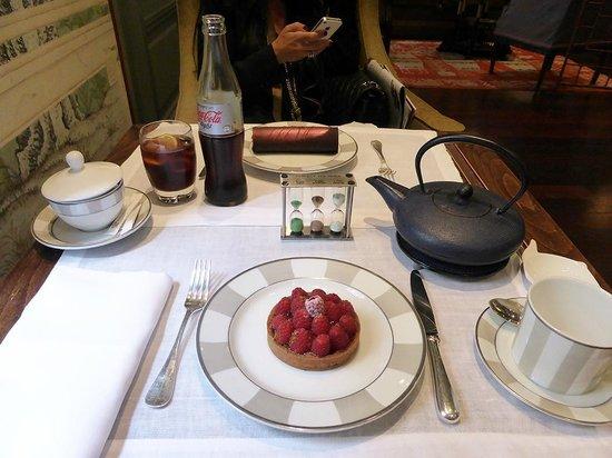 Hotel Daniel : notre tea time