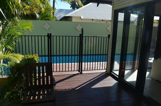 The Pearle of Cable Beach: Heated private pool