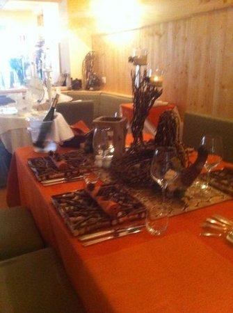 Hotel Olympia: cena elegante con brio