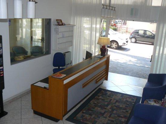 Hotel Myriam: Reception