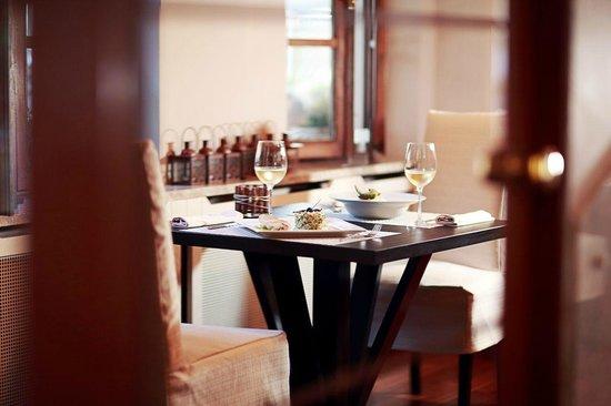 Restaurant Cuvee : table
