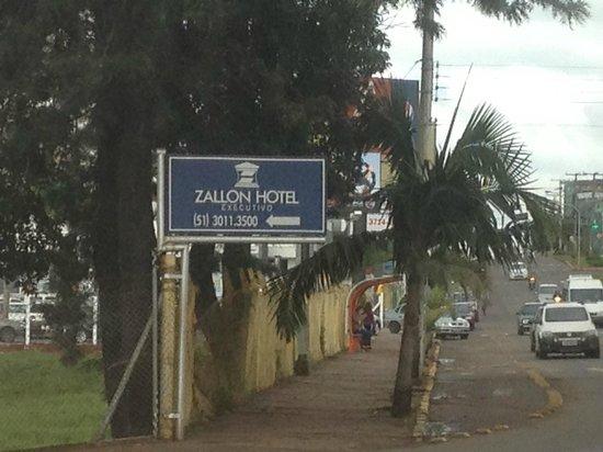 Zallon Hotel Executivo: Brazil