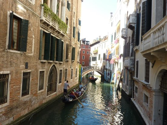 Hotel Colombina Venice Reviews