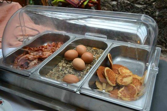 Hotel Silberstein: Desayuno
