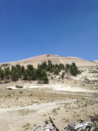 Mammoth Mountain Bike Park: Off the Top