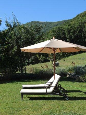 La Cascina di Opaco: un po' di relax