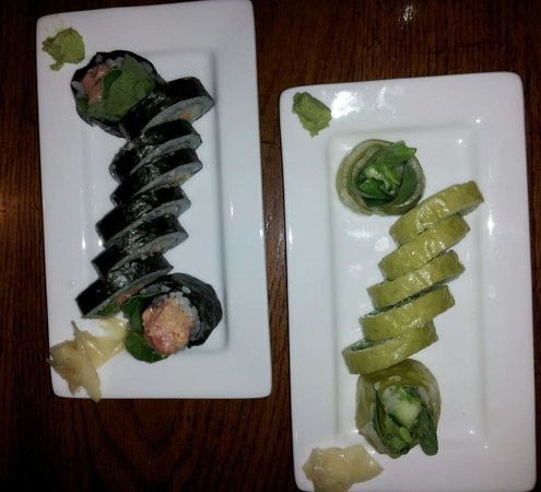 Umi Japanese Restaurant: Sushi