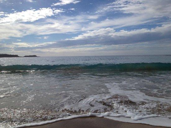 Kendalls on the Beach Holiday Park: Lovely beach