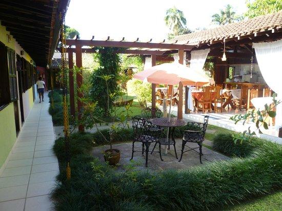 Pousada Cauca: mas lugares para descansar en el jardin