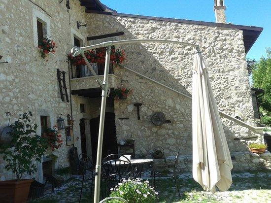 Le Dimore del Borgo - La casa su: Vista Laterale