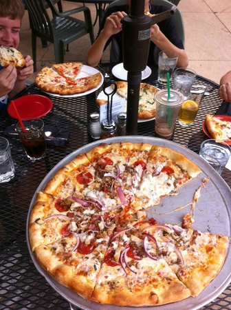 Mambo Italiano: Mambo Pizza!