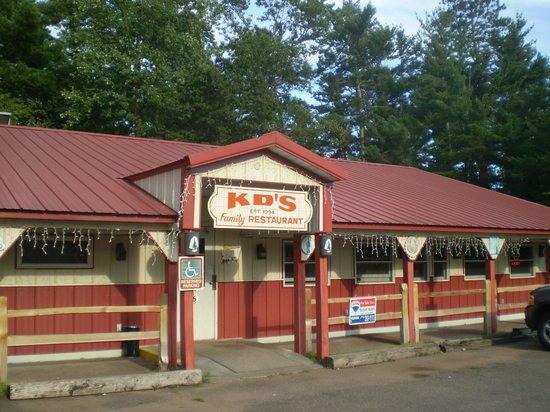 K.D.'s Family Restaurant: KD's Family Restaurant