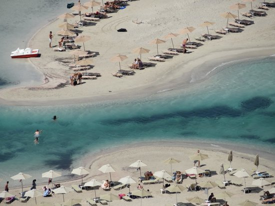 "Balos Beach and Lagoon: zoom sur le ""chenal"""