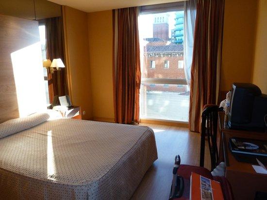 Hotel Puerta de Burgos : Habitación standar