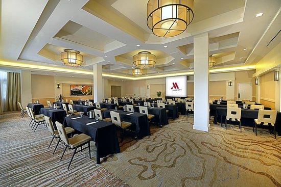 San Diego Marriott La Jolla: Hotel Soledad Ballroom