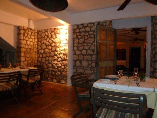 Toscanini Restaurant : The dining area