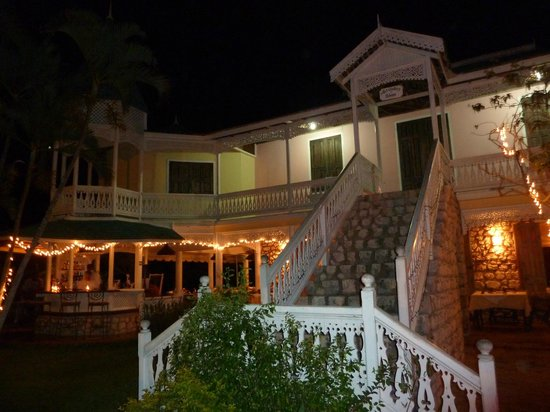 Toscanini Restaurant : Harmony Hall where Toscanini's is located